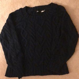 Urban outfitters fisherman sweater sz s